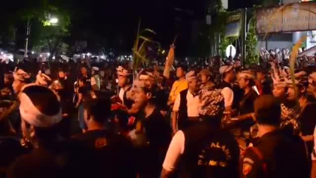 عید نایپی در اندونزی جشنی همزمان با نوروز ایران/خبرنگار حسین بختیاریان