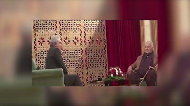 بخش سانسور شده از گفت و گوی ناصر ملک مطیعی با مهران مدیری در برنامه دورهمی