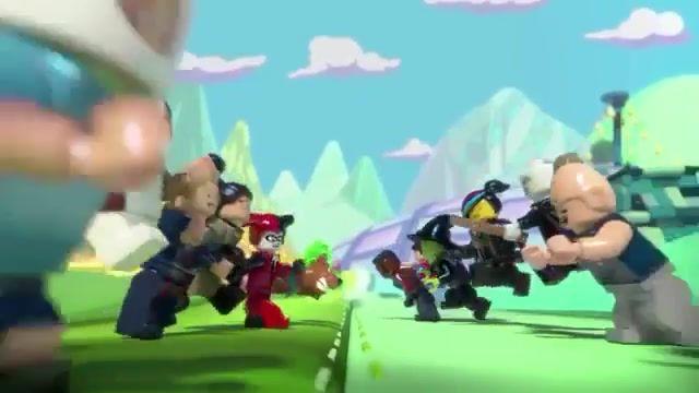 هری پاتر، بتمن و گندالف در تریلر جدید بازی LEGO Dimensions