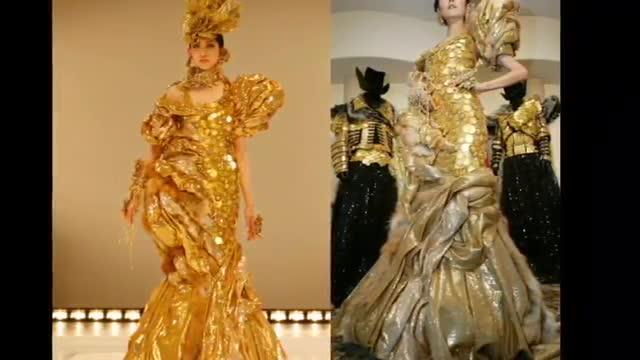 10 تا از گرانترین لباس های جهان