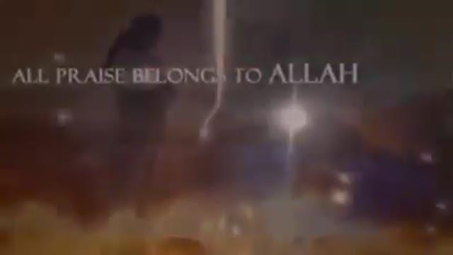تلاوت ملکوتی بسیار زیبا و دلنشین سوره مبارکه الحمد و تعدادی از آیات سوره مبارکه الحشر