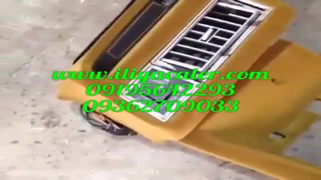 فروش دستگاه مخمل پاش 09362709033 ایلیاکالر