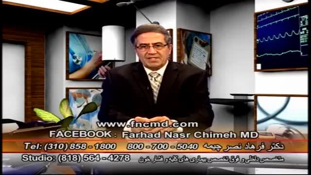 میزان آب مورد نیاز بدن دکتر فرهاد نصر چیمه How Much Water  to Drink Dr Farhad Nasr Chimeh