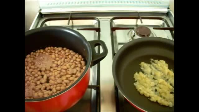 خوراک لوبیا چیتی Khorak Loobia