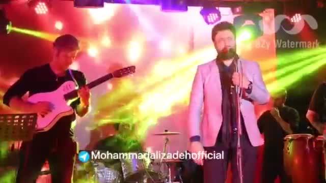 ریمیکس آهنگ های محمد علیزاده در کنسرت - Mohammad Alizadeh live in concert remix