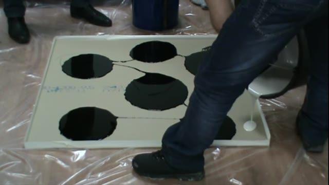 آموزش نصب کفپوش اپوکسی به صورت حرفه ایی در www.118File.Com