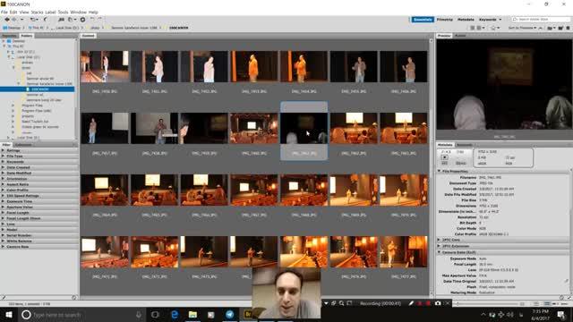 4- قسمت چهارم آموزش Adobe bridge توسط سعید طوفانی