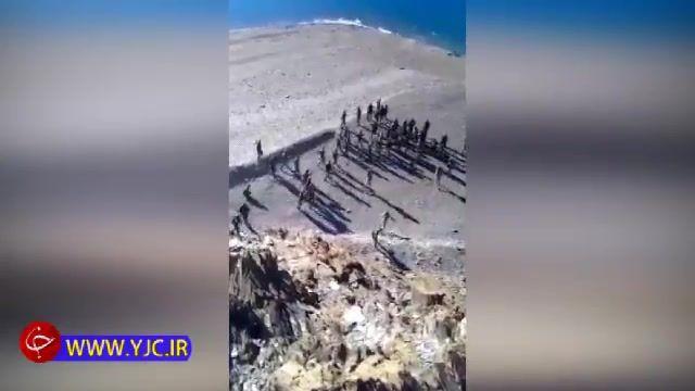 درگیری سربازان دو کشور چین و هند دردر نزدیکی دریاچه پانگونگ