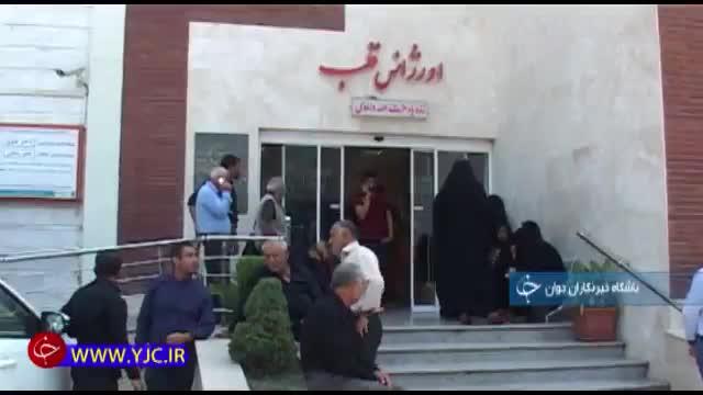 رکورد بیشترین مرگ بر اثر بیماری قلبی در استان مازندران