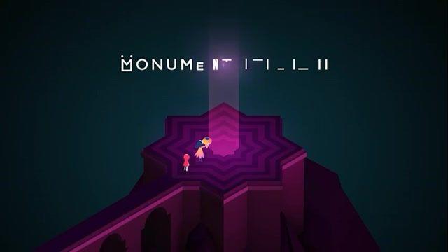 عرضه بازی Monument Valley برای آیفون و آیپد