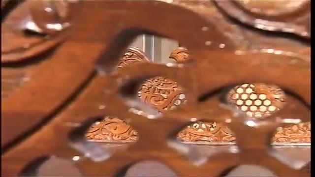 جایخانه های تاجیکستان نماد هنر کنده کاری روی چوب