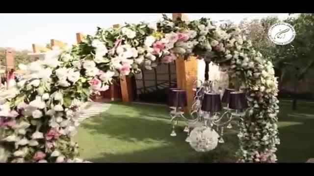 تشریفات مجالس عروسی آرمان - خدمات مجالس لوکس آرمان