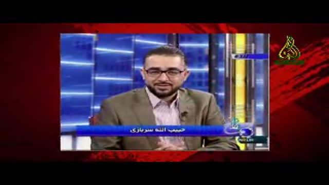 حضور اعضای تروریستی جندالشیطان در شبکه وهابی نور!!