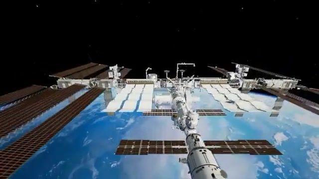 با واقعیت مجازی به ایستگاه فضایی بینالمللی