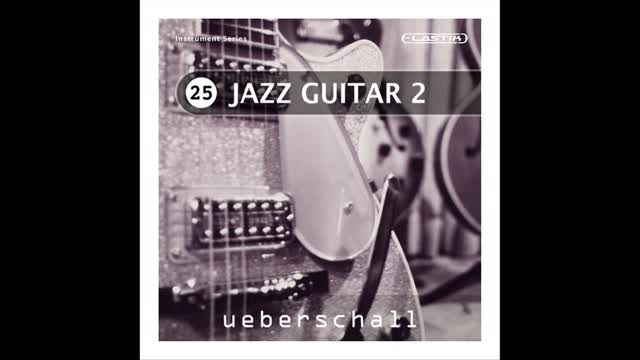 دانلود وی اس تی گیتار الکتریک Ueberschall Jazz Guitar 2 ELASTIK