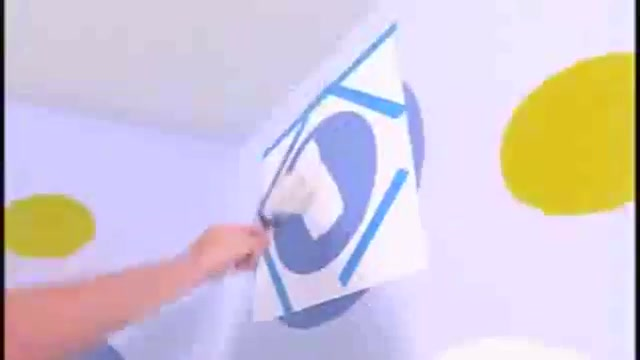 آموزش نقاشی کودکانه برای اتاق کودک
