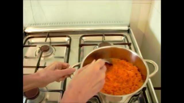 مربای هویج Carrot Jam   Morabbaye Havij