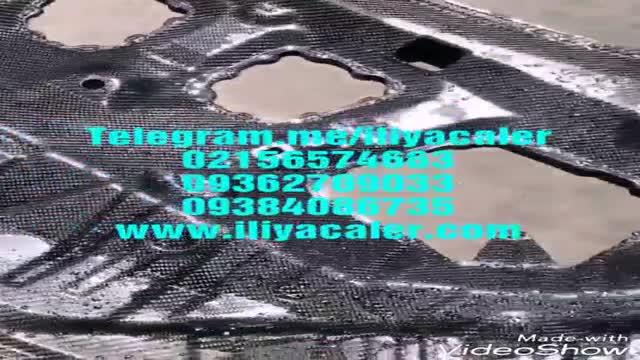 ساخت و فروش دستگاه هیدروگرافیک ایلیاکالر02156574663