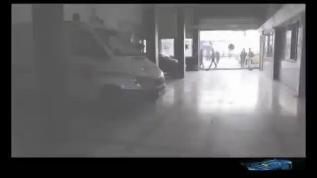 Iran Saadat co. made New EMS Equipments for Heart Attack تجهیزات اوژانس بیماران سکته قلبی ایران