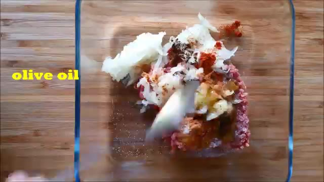 Meatball Pizza Recipe کوفته پیتزا