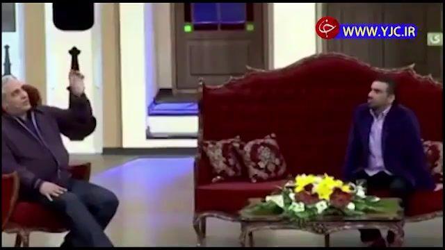 خاطره مهران مدیری در برنامه دورهمی از 3 روز بازداشت شدنش !!