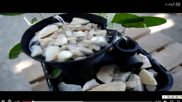آموزش ساخت پمپ آب