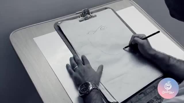 آموزش طراحی با مداد و شیوه کنترل آن همچون حرفه ایها