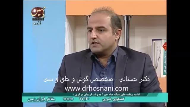 دکتر حسنانی: آینده کاربرد لیزر در جراحی های بینی