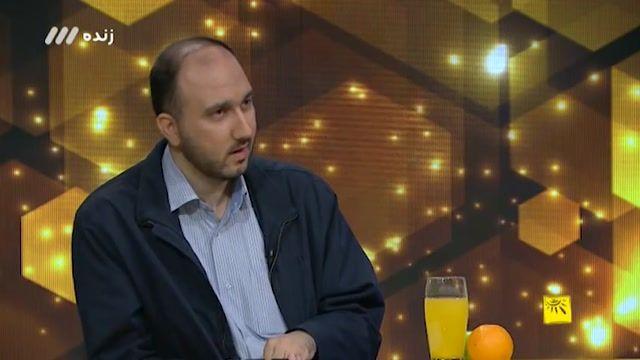 صحبت های مدیر شبکه سه صدا و سیما در رابطه با سریال دلدادگان
