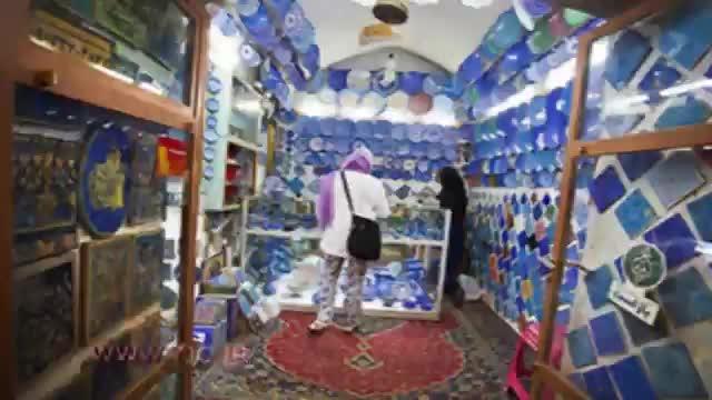 تبانی راهنمایان گردشگر با فروشندگان صنایع دستی در قابل توریست های خارجی