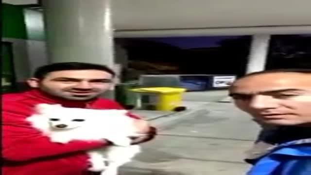 حسن ریوندی : سگ گمشده !