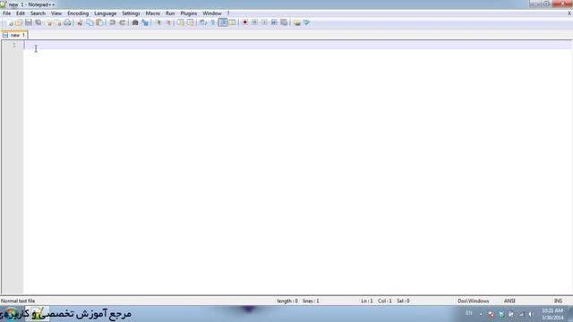 آموزش طراحی سایت با html | ساختار اصلی صفحات وب (تگ های html, body, head)