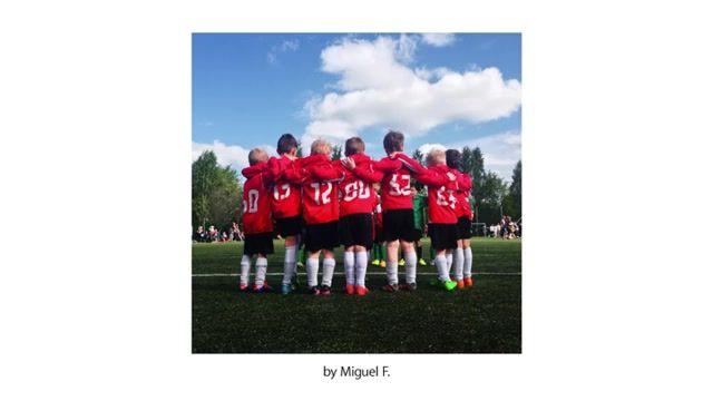 کمپین Shot on iPhone شرکت اپل با هدف نمایش زیبایی فوتبال