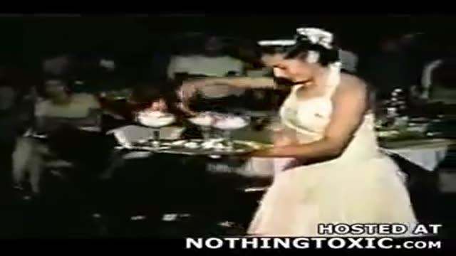 اشکنان فیلم عروسی عروس بدشانسweding hidden camera