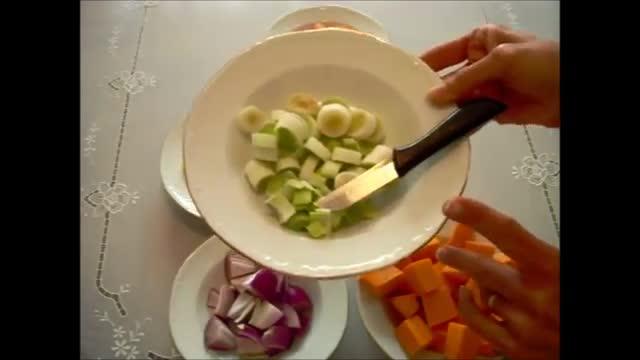 سوپ کدوحلوایی Pumpkin Soup | Soop Kadoo Halvayi