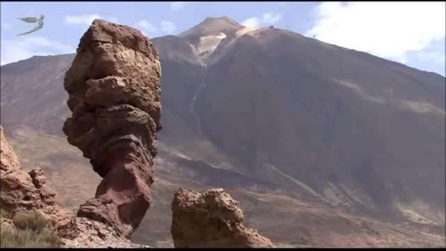 انگشت خدا یکی از جاذبههای گردشگری جزایر قناری