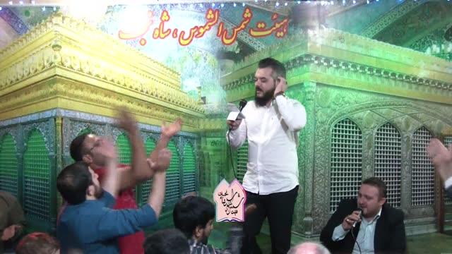 کربلایی علی وجدانی-بسیار زیبا و شنیدنی-سبک جدید-عید غدیر