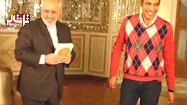 تماشاگر // پشت پرده ماجرای مصاحبه فردوسی پور با ظریف