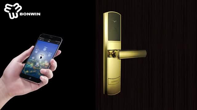قفل های الکترونیکی برای درب اتاق هتل