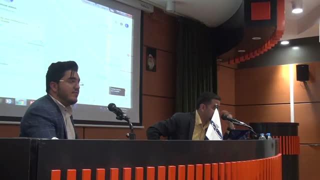 منتور مدرس استارتاپ ویکند بازاریابی بهزاد حسین عباسی