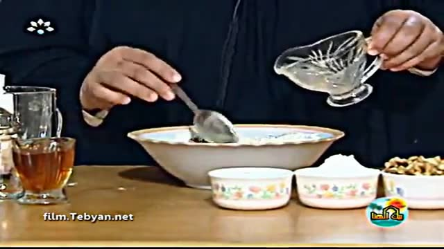 طرز تهیه پیراشکی (به زبان عربی) شبکه خوزستان