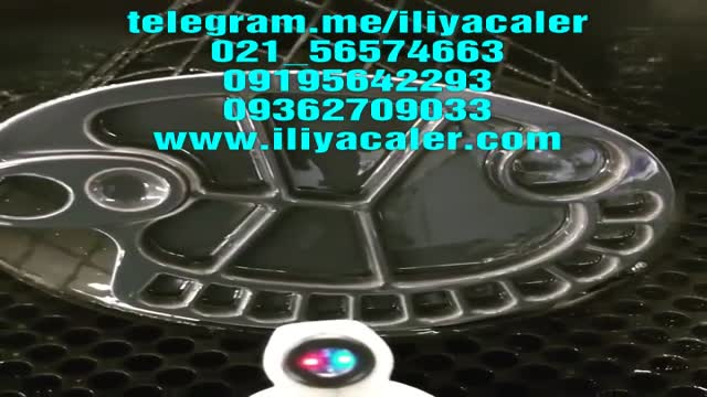 دستگاه جدید آبکاری براق فانتاکروم 09195642293 ایلیاکالر