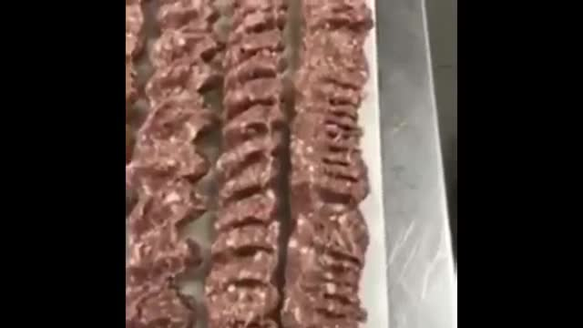 اموزش طرحهای کباب لقمه همراه با جوادجوادیhow to make kebab