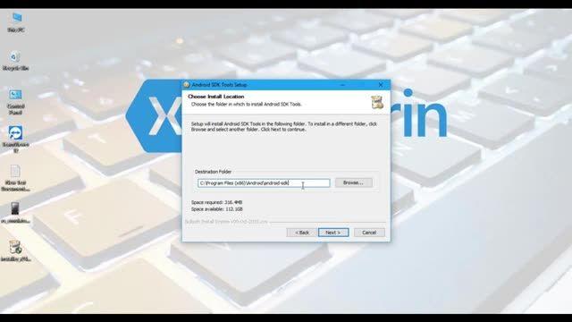 Emulator اندروید در ویژوال استودیو