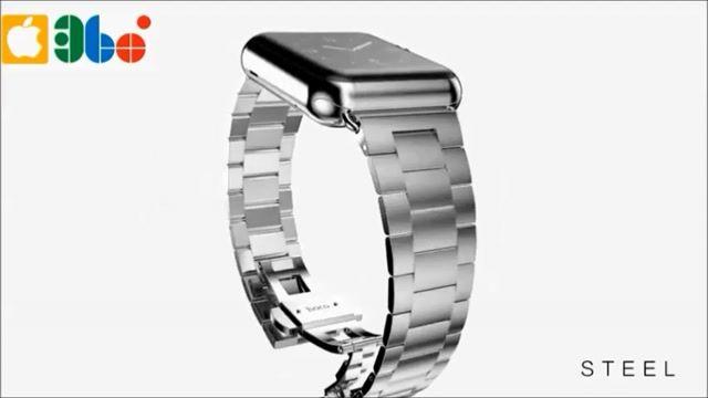 بند استیل ساعت اپل واچ مدل Grand Slim-fit برند HOCO