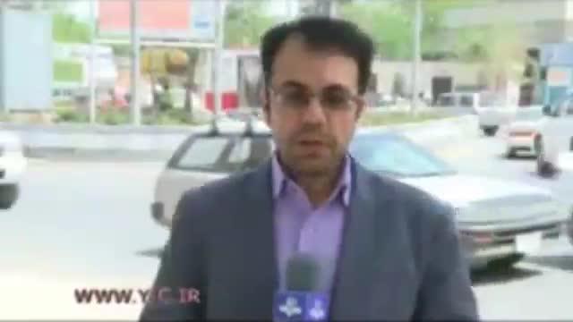 خبرنگار صدا و سیما در افغانستان در انفجار نزدیک سفارت عراق زخمی شد.