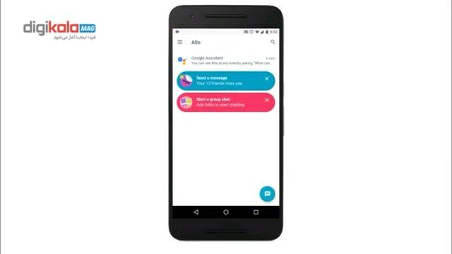 قسمت دوم نقد و بررسی اپلیکیشن Allo - رابط کاربری و دستیار هوشمند گوگل