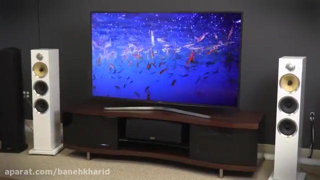 تلویزیون ال ای دی اس یو اچ دی هوشمند سامسونگ 60JS7200