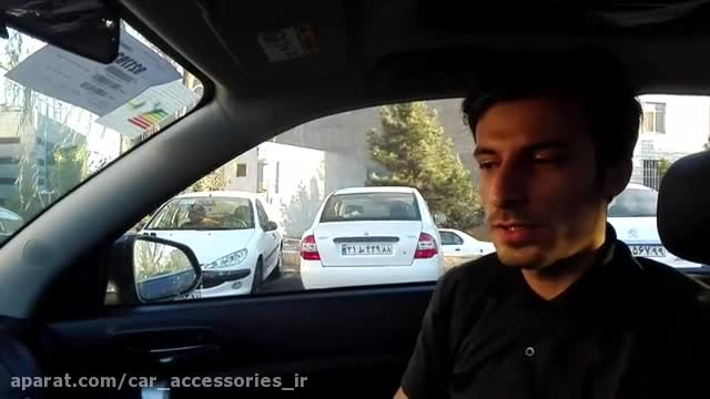 دی وی دی فابریک اندروید چانگان - مانیتور چانگان