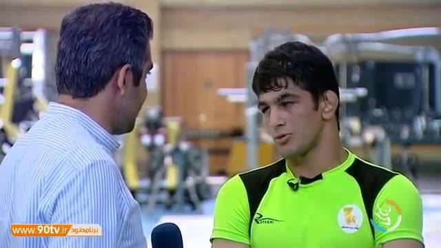 آشنایی با کشتیگیران آزاد ایران در المپیک ریو
